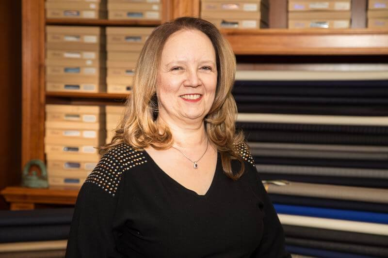 Woman in Barchi Bespoke Tailor