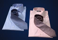men's dress shirts and matching ties